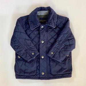 Baby GAP Baby Boy Quilted Coat